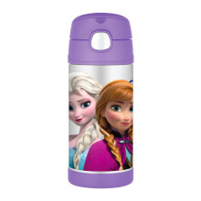 THERMOS Disney Frozen Straw Bottle (F4015FZS)