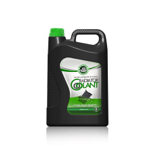 MEGACOOLS RADIATOR COOLANT GREEN 5000ML