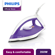 PHILIPS Dry Iron GC122/37 Ungu