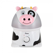 Crane Ultrasonic Cool Mist Humidifier - Cow