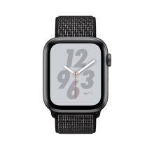 Apple Watch Nike+ Series 4 GPS 40mm MU7G2 Space Grey Aluminium Case with Black Nike Sport Loop