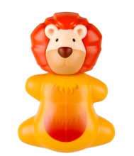 Flipper Toothbrush Holder Fun Animal Lion