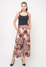 Shop at Banana Batik Female Pants 54 Maroon All Size