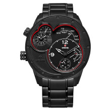 Expedition E 6737 MT BIPBA Men Sport Black Dial Stainless Steel [EXF-6737-MTBIPBA]