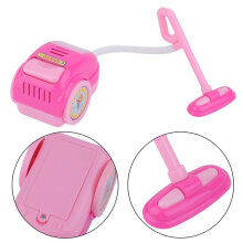 [OUTAD] Early Educational Children Play House Toys Simulation Vacuum Cleaners Tool Toy Pink