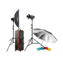 Godox E300-F Lighting Kit Black