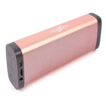 Naxen BT-X20 Speaker Bluetooth Portable Wireless Original Super Bass Rose Gold