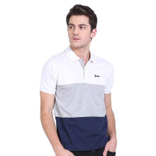 HAMMER Polo Fashion [A1PF440W1] - White