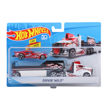 HOTWHEELS Car Included Drivin Wild BDW51