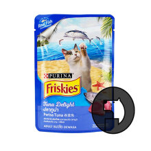 FRISKIES 80 gr adult tuna delight