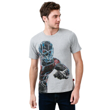 MARVEL Antman Tee Ant W248 - Heather Grey