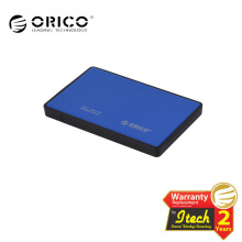 ORICO 2588US3-BL ( 2.5in HDD / SSD Mobile Enclosure with USB 3.0 )