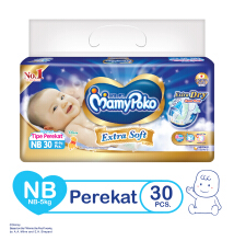 MAMYPOKO Extra Soft Popok Tape NB - 30