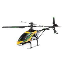 COZIME WLtoys V912 Drone Sky Dancer 2.4GHz RTF 4CH RC Helicopter With Head Lamp Yellow