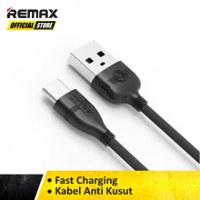 Remax Kabel Data Normee Type - C USB 1.2M PD-B05A Original