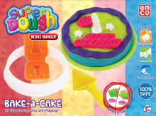 EMCO Super Dough Mini Maker Bake a cake 6148