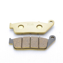 TDR Racing Disc Pad GOLD for CBR 250RR Front