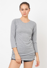 Shop at Banana Donela Top 12 Grey All Size