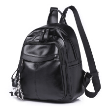 YOOHUI PB11 Fashion nylon bag backpack travel bag backpack female student bag Black