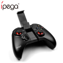 iPega PG-9037 Wireless Bluetooth 3.0 Gamepad Telescopic Game Controller Joystick for Android/ iOS Tablet PC Black
