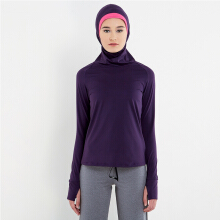 CoreNation Active Aiza Long Sleeve - Purple