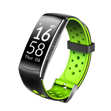 Vfocs Q8 Smart Bracelet Heart Rate Monitor Fitness Tracker Bluetooth Wristband