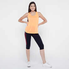 CoreNation Active Nikki Tank - Orange