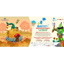 INDONESIA BALLOON ART FESTIVAL 2019 ENCHANTED FOREST - WEEKDAYS (Senin-Jumat)