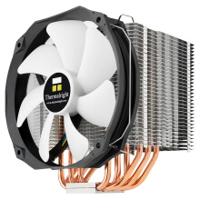 Thermalright Macho Rev.A 6 Heatpipe CPU Cooler (supports 2066 / 115X // AM4 / 6 heatpipe / tower cooling / crooked neck design)