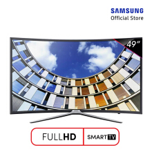 SAMSUNG LED TV 49 Inch Curved Smart Digital FHD - 49M6300 [SAMSUNG ONLINE PRIORITY]