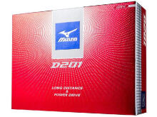 MIZUNO - Golf Ball - D201 - White
