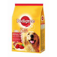 PEDIGREE 1.5 kg small breed beef lamb and vegetables flavor