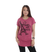 ADORE Kaos Rajut Paris Pink All Size