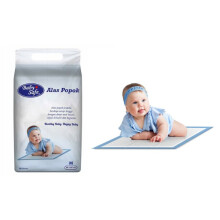 Baby Safe Alas Popok - 10 Sheet