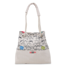 Exsport Lit Tote Bag - Cream