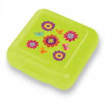 [free ongkir]Crocodile Creek Sandwich Keeper - Green Garden