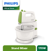 PHILIPS Mixer with Stand HR1559/40 - Hijau