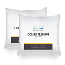 SLEEP MAX Set 2 Pillow Stripe / 50 x 70 cm
