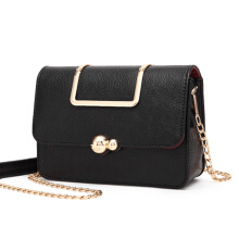 Keness F031 New Small Bag Bag Shoulder Messenger Bag Hulu Lock  Fashion Small bag College Stype