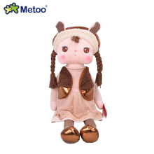 Toys For Girls Metoo Plush Angela Soft Cartoon Animal Kawaii Cute Inflatable Doll