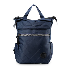 HUER Betty Quilted Backpack 9476-002 Navy