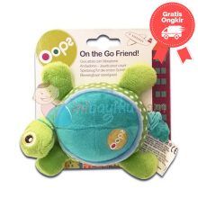 Oops On the Go Friend! Turtle Cookie Color Blue Green Age 0M+