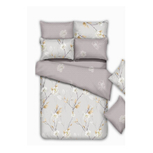 Graphix Raiden Bedsheet/Sprei set pillow case & bolster case
