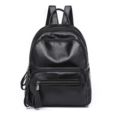 Wei's Soft Leather PU Backpack Female Backpack B-NVBM6904