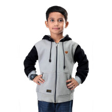 BOY JACKET SWEATER HOODIES ANAK LAKI-LAKI - IBR 435