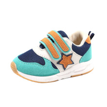 SiYing Breathable girls color matching shoes explosion models baby children's shoes