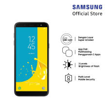 SAMSUNG Galaxy J6 [4/64GB] - Black
