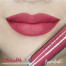 Wardah Exclusive Matte Lip Cream - 08 Pinkcredible