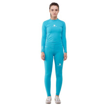 Tiento Baselayer Set Long Sleeve dan Long Pants Turkis Legging Manset Rashguard Compression