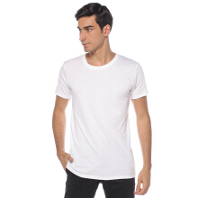 STYLEBASICS Men Innerwear T-Shirt (Single) - White